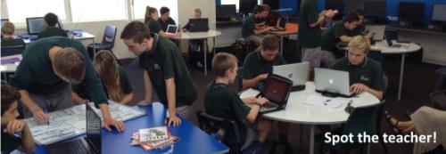 Classroom Design Thinking