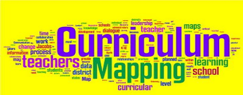 curriculum mapping clipart