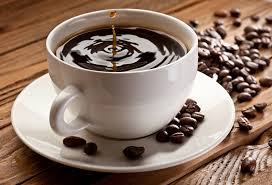 Coffee. Caffeine and anti-oxidants in one! Nature's perfect breakfast food.